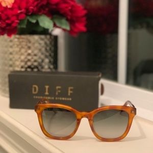 Diff eyewear ryder sunglasses new in box